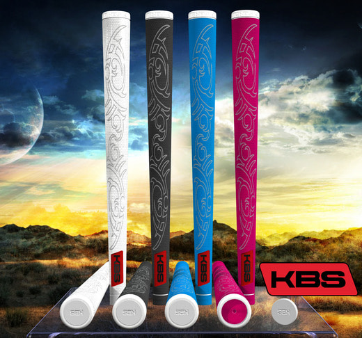 KBS by FST GOLF GRIP - Design